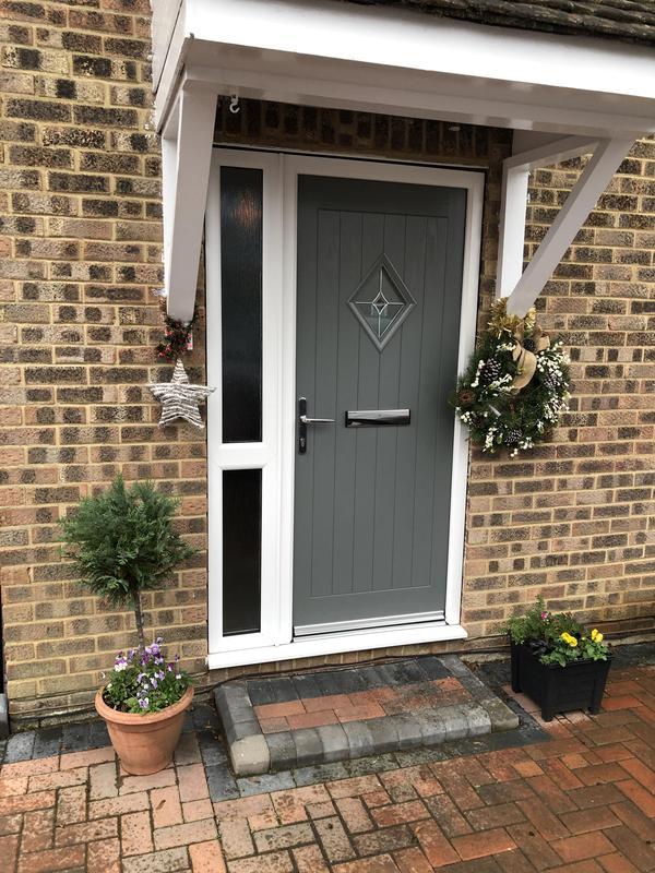 Image 30 - Composite door
