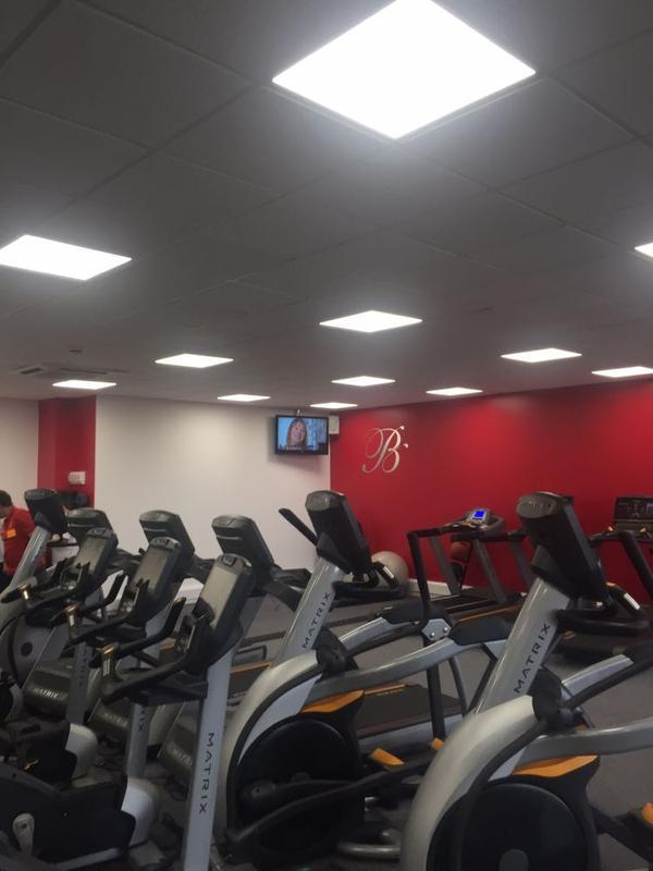 Image 5 - LED panals in milton keynes leisure center