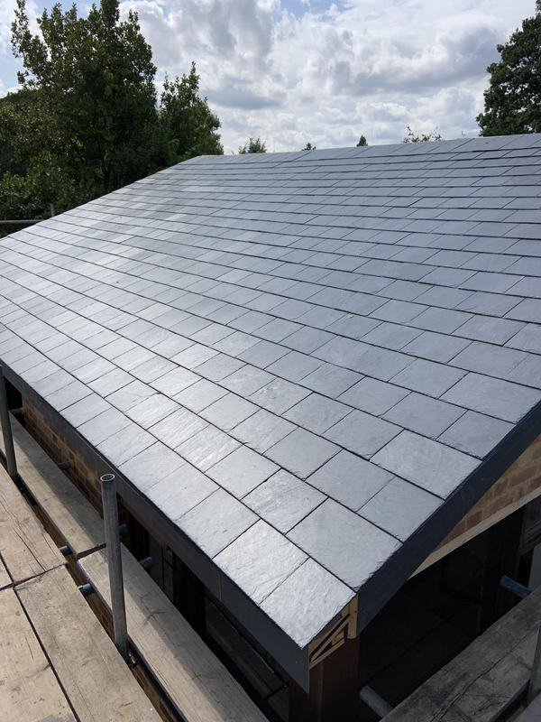 Image 47 - Finished slate roof in Maidenhead