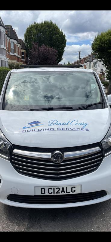 David Craig Building Services logo
