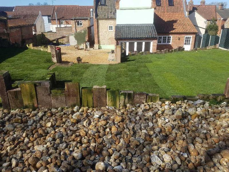 """Image 16 - Part of the renovation of """"the star"""" in fakenham by s1 builders norfolk"""