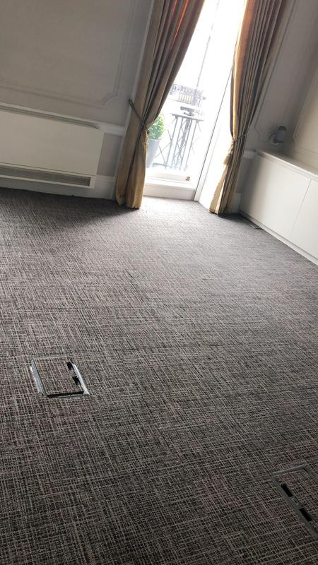 Image 40 - Carpet tiles