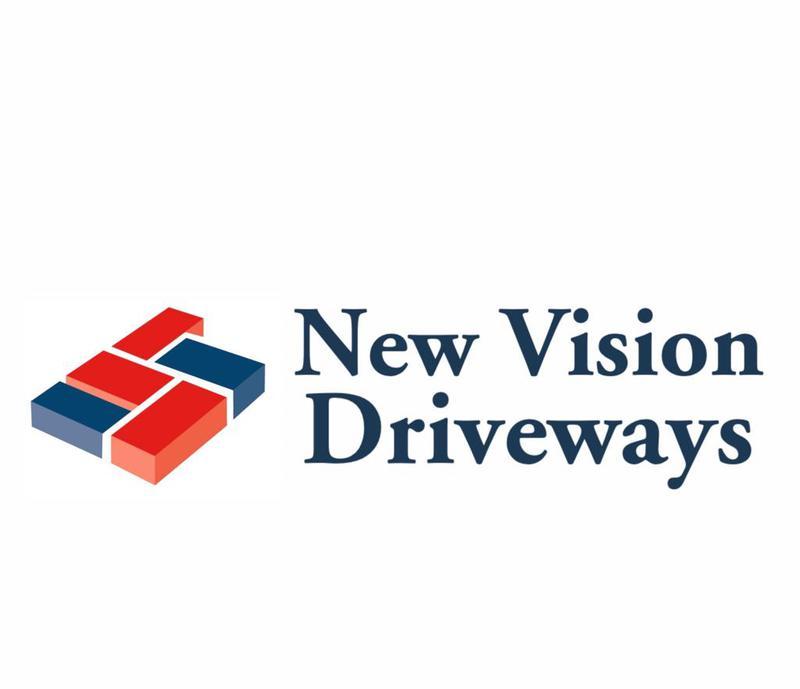 New Vision Driveways logo