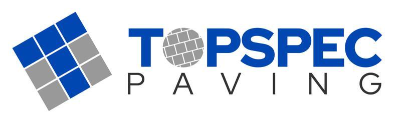 Topspec Paving logo