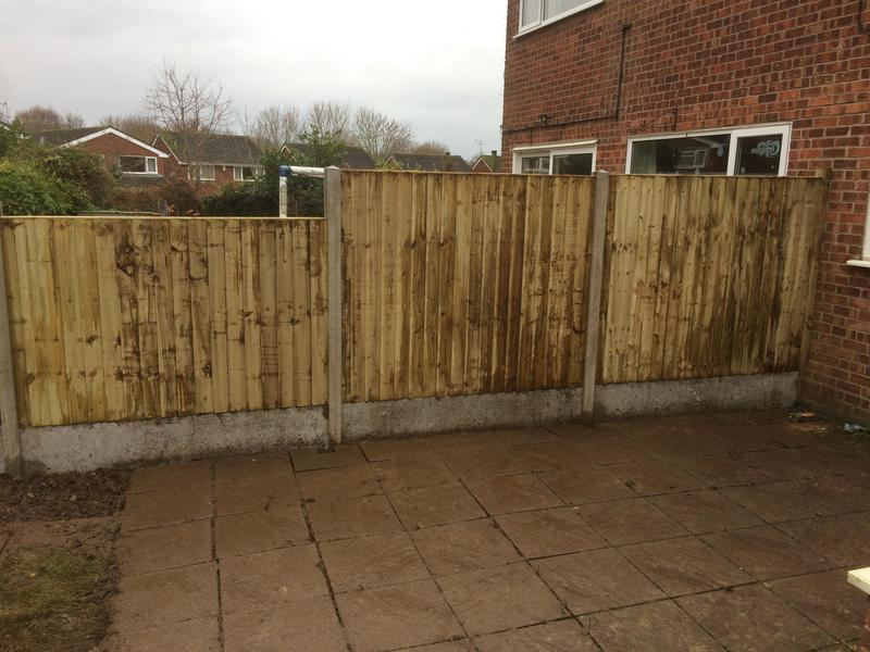 Image 33 - New fencing Coventry