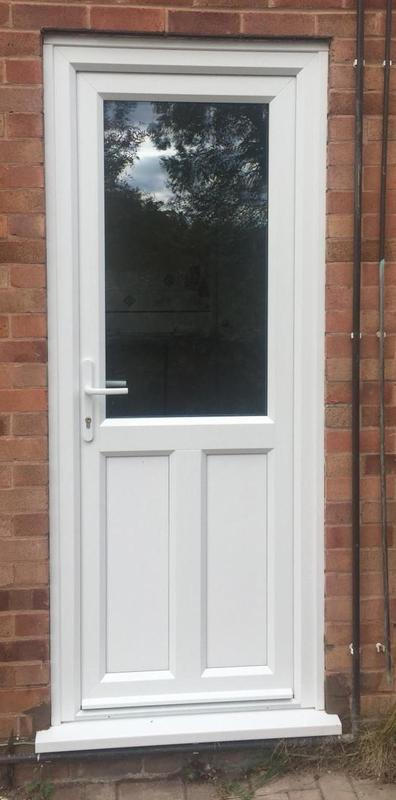 Image 22 - UPVC Back Door, Thurmaston, Leicestershire