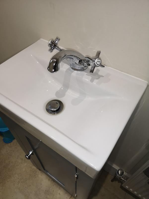 Image 55 - Basin tap and Vanity replacement in Guildford.