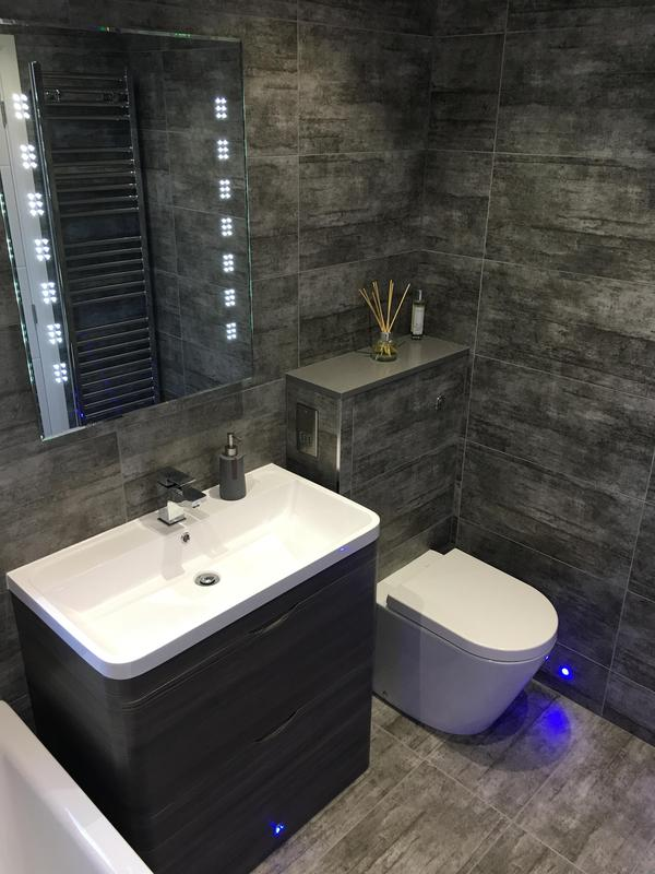 Image 68 - Complete renovation of a bathroom in a property in Fulham