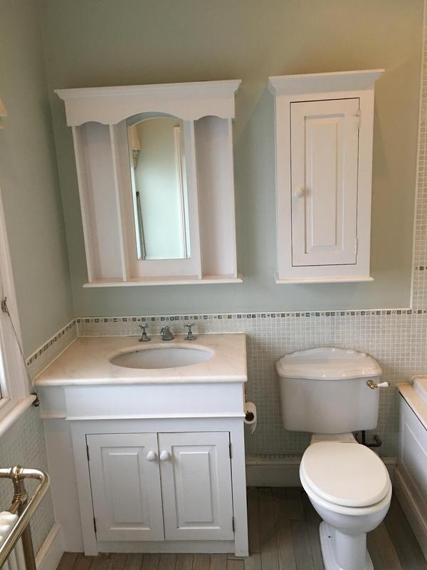 Image 73 - Original layout of the bathroom