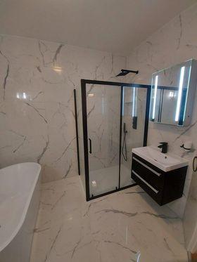 Image 35 - Bathroom renovation after, Upminster, RM14