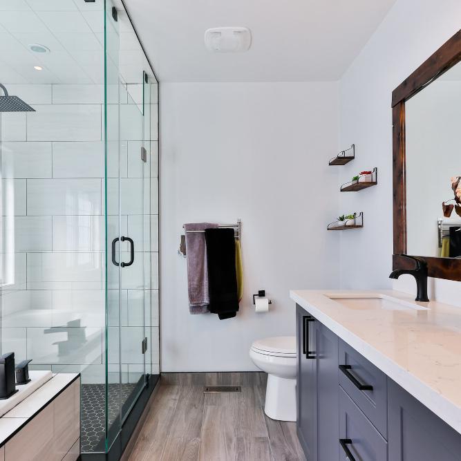 Bathroom Budget Breakdown