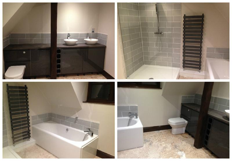 Image 4 - Bathroom installation in Sandon