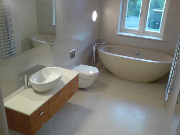 Image 15 - New Bathroom Histon