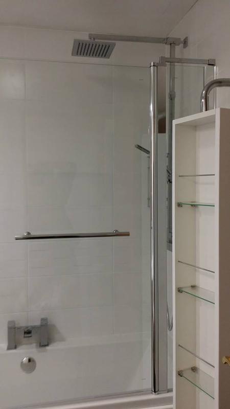 Image 5 - Shower of New Bathroom Installation