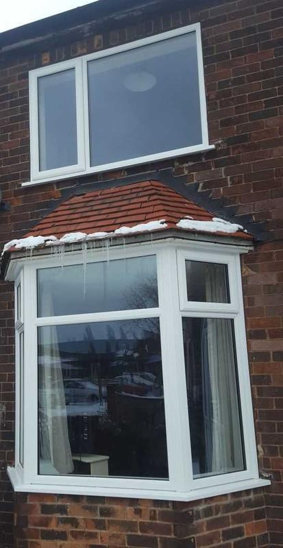 Image 23 - One of our recent Window installations in Toton