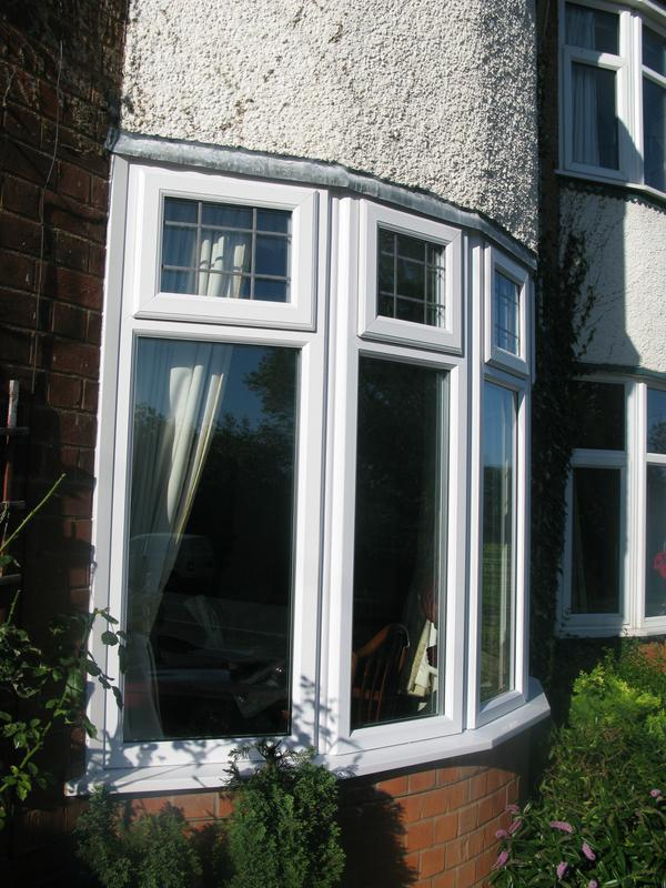 Image 24 - 2 bay replacement window install in quorn
