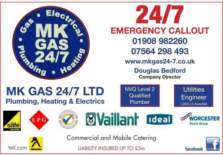 MK Gas 24/7 Ltd logo