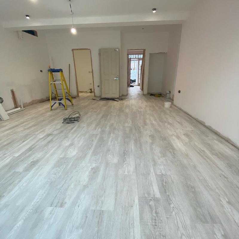Image 30 - Lvt flooring