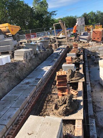 Image 15 - New Build Foundation