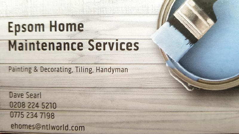 Epsom Home Maintenance Services logo