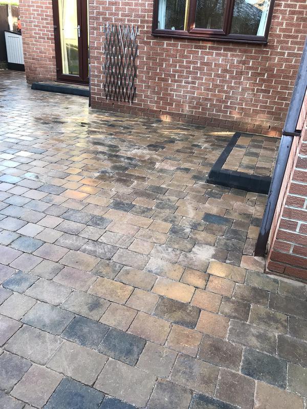 Image 28 - New Sorrento block patio