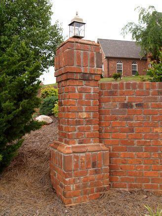 Image 139 - Brick pillars design