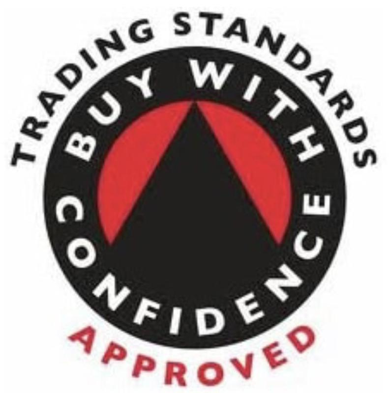 Image 2 - A Proud member of Buy With Confidence Trading Standards approved