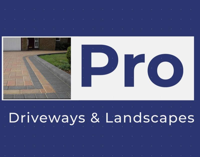 Pro Fit Driveways & Landscapes logo