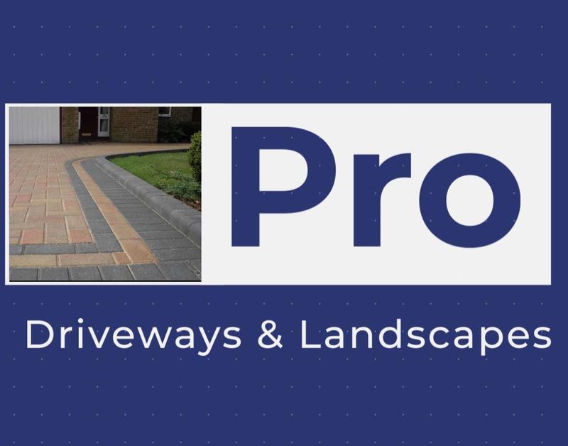 Pro Fit Driveways & Landscapes logo