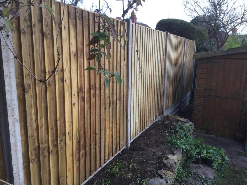 Image 22 - 6ft fence panels Coventry 2019