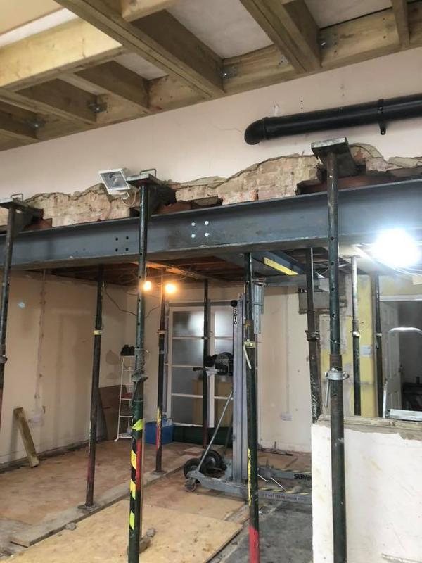 Image 26 - steel beams