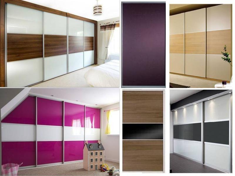 Image 20 - Sliding wardrobe doors
