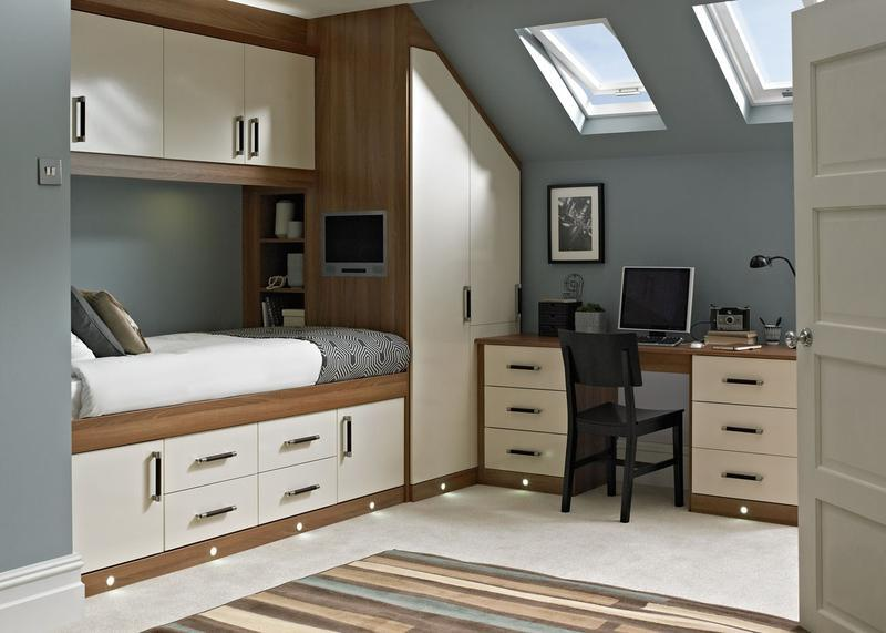 Image 12 - Childrens fitted bedroom furniture