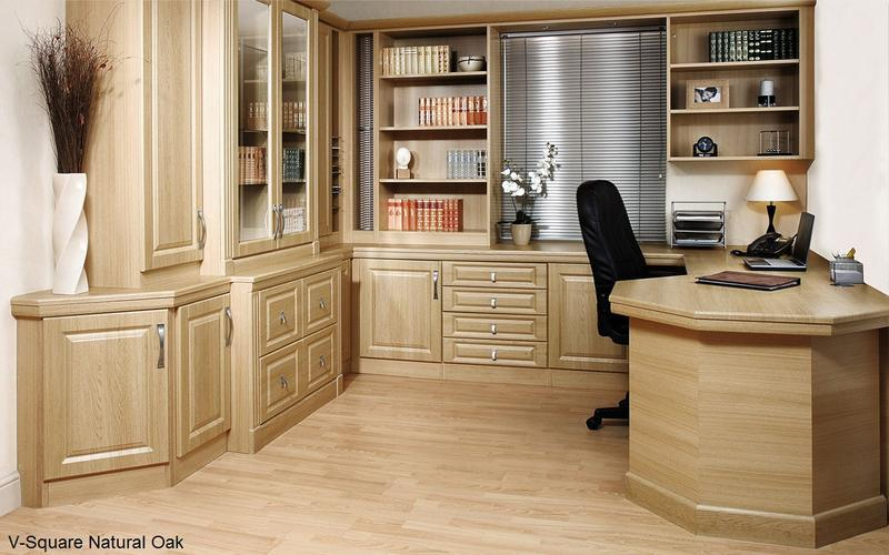 Image 4 - Fitted home office furniture