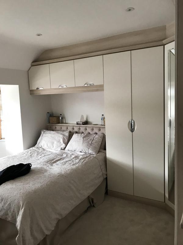 Image 11 - Orpington bedroom refurb after