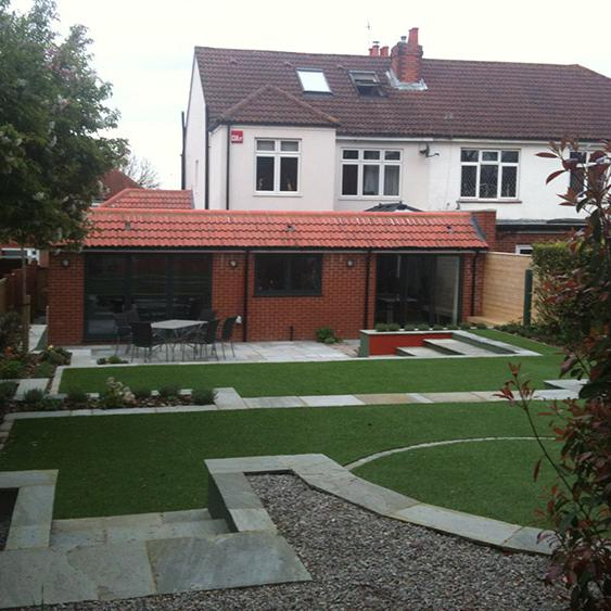 Image 13 - Rear Extension - After