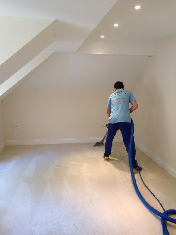 Image 9 - Carpet Cleaner in action