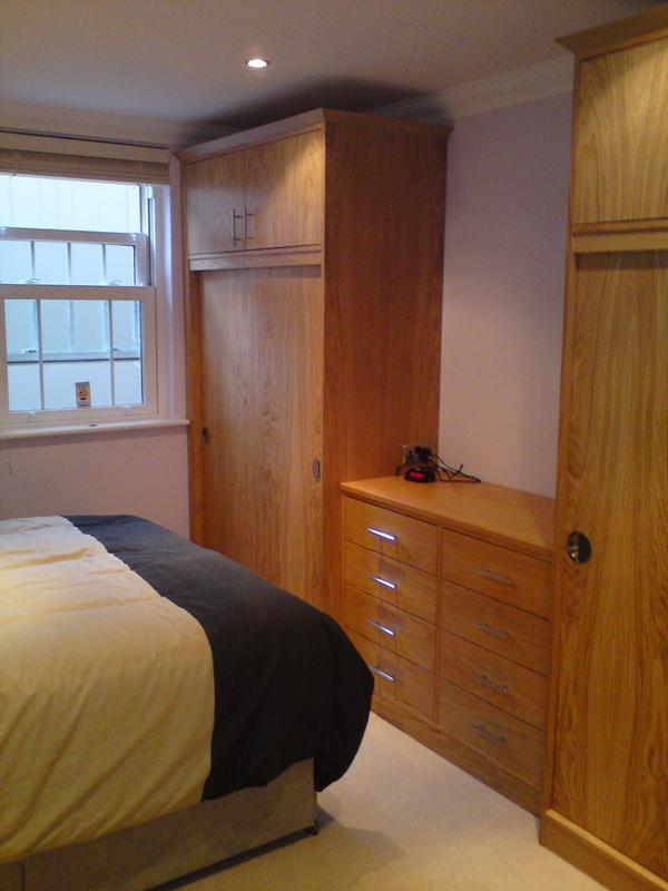 Image 43 - Hand built oak bedroom furniture see more at www.bdc-construction.co.uk