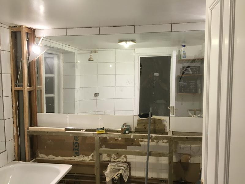 Image 47 - WIMBLEDON - BATHROOM REFURBISHED