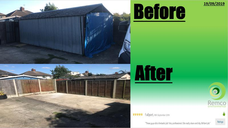 Image 1 - Complete Garage Removal 19/09/2019