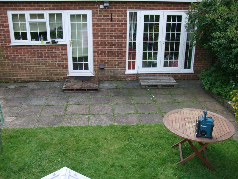 Image 1 - Before decking