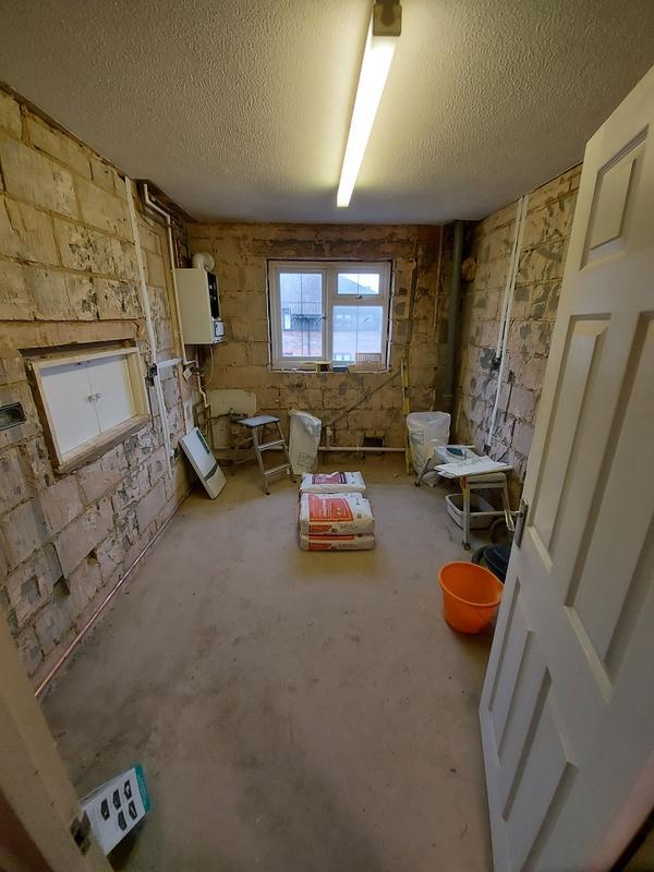 Image 19 - BEFORE. Kitchen renovation, Upminster
