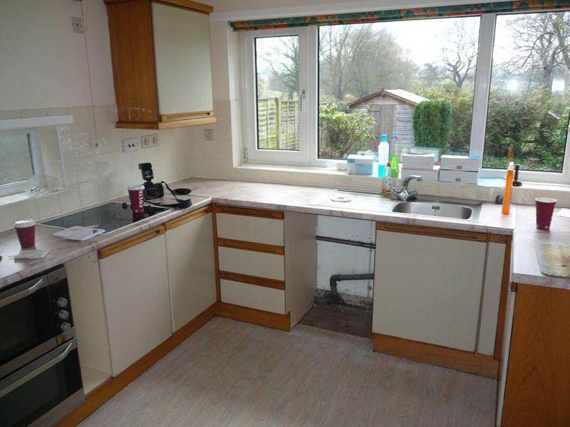 Image 5 - Kitchen No 1 BEFORE