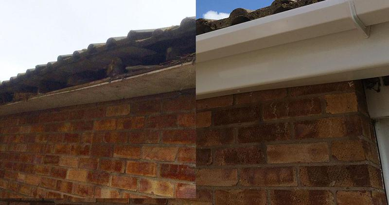 Image 7 - From rotten fascia's to new fascia's, soffits and guttering