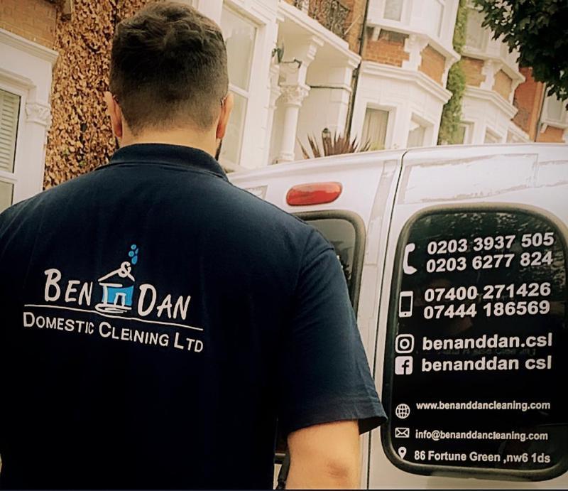 Image 68 - Ben & Dan Uniform and Car Advert