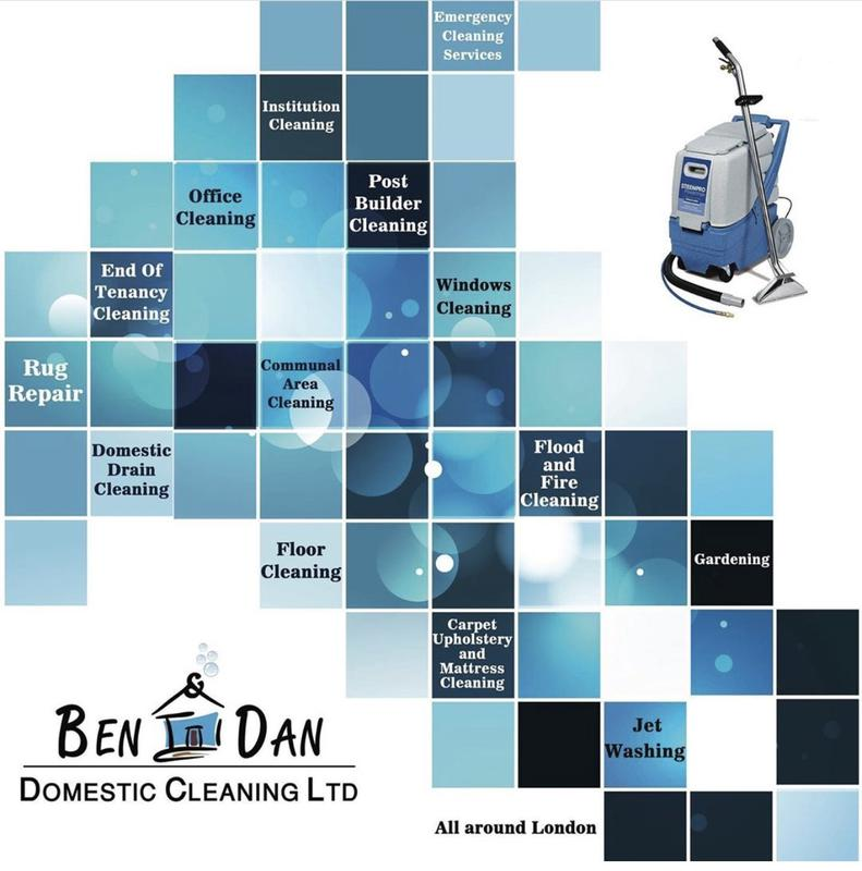 Image 70 - Ben & Dan Services