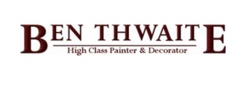 Ben Thwaite High Class Painter and Decorator logo