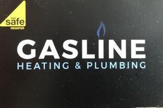 GASLINE Heating & Plumbing logo
