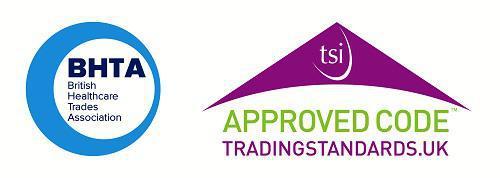 British Healthcare Trade Association logo
