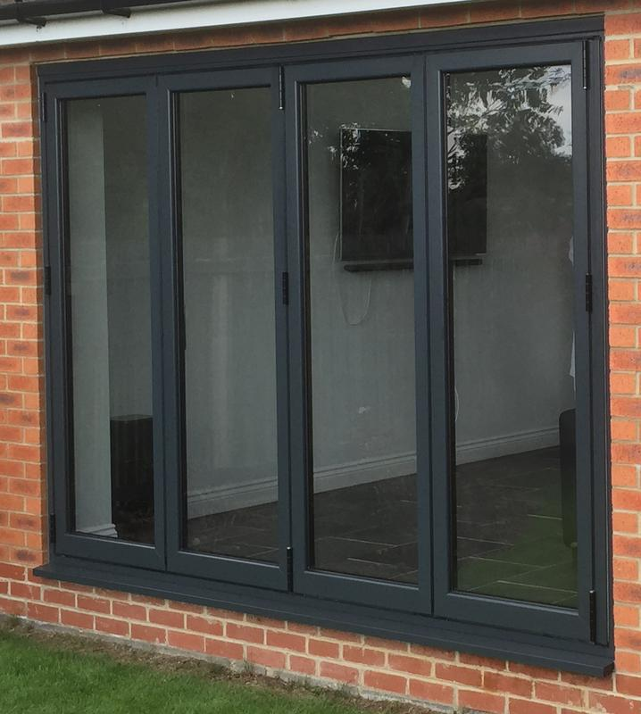 Image 16 - 4 x piece bi folding door